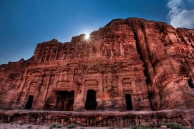 Petra - The icon of the rose-red city
